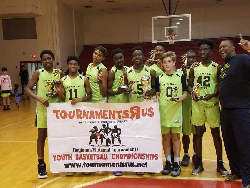 Newnan Elite AAU BasketBall | BoostMeUp